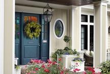 Shut the Front Door! / Door colors