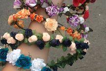 Headbands / Many lovely headbands