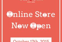 Takaokaya Online Store Now Open / Takaokaya opened online store on October 17th, 2015. Please visit http://takaokaya.myshopify.com/