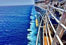 "Royal Caribbean Ships / Check out some incredible photography from the awesome Royal Caribbean fleet. If you're in need of some ""vitamin sea"", call our passionate and knowledgeable staff to help you make your vacation plans! / by Destination Travel Co."