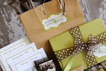 Packaging/Wrapping / by Donna Forney