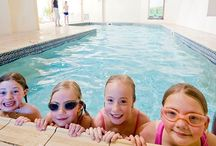 Holiday Cottages with facilities / Broomhill Manor is a small collection of individual 4* Gold cottages with a big collection of family-friendly facilities! Broomhill Manor cottage facilities appeal to the whole family - heated indoor and outdoor swimming pools, children's play areas, horse riding, archery, gym, sauna, spa treatments, free WIFI - even a licensed bar and dining service with fresh, home cooked meals delivered right to your door!