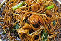 Asian Food / by Shawntrice Washington
