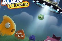 Alien Cleaner