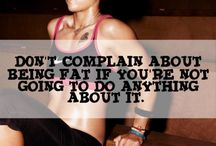 140 lbs! / Don't complain about being fat if you're not going to do anything about it! / by Patzy Martinez-Perez