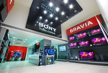 Sony Showroom - Tajheez / Sony Showroom - Tajheez