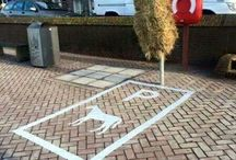 Cool Parking Spaces