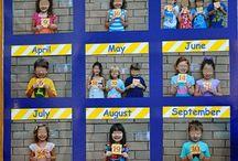 Birthday Board children