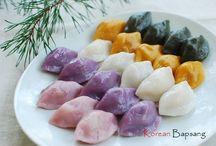 Dulces orientales