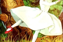 The Red Shoes / Costume inspiration