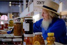 Z. Lancaster County, Amish / by Christine Fresh