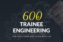 Engineering Trainee jobs / Jobs Trainee Engineering vacancies in Careesma. 678 job offers in Careesma for Trainee Engineering. You can see all the jobs for Trainee Engineering, Page 1 out of ... / by Careesma.in India