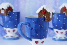 mini gingerbreadhouse cookies