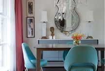 BHD Dining Rooms / Beth Haley Design