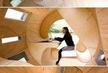 İlginç ev fikirleri