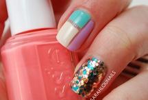 Uñas // Nails / Lindas propuestas para darle vida a las uñas