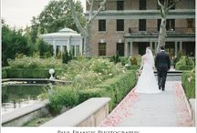 Tuscan Garden / Celebrate at Snug Harbor has a multitude of garden options for your dream wedding. Discover all that Celebrate at Snug Harbor has to offer at www.celebrateatsnugharbor.com.