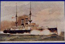 Battleships & Warships