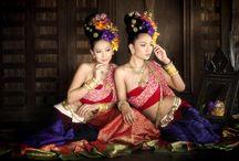 Fashion -  Thai Traditional dress