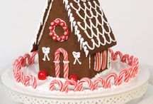 gingerbread house  / by Nadia MLB