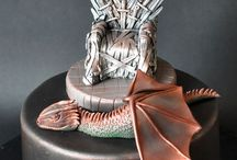 Cake game of thrones