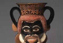 Art grec antique / tout objet art grec de l'antiquité