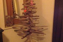Made by nana christmas tree