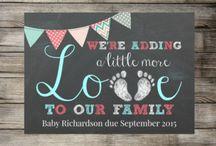 Second Pregnancy Announcement To Parents