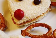 Fun Food - Sandwiches