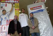 Mi Colchón ayuda a Saad Kaiche, el hombre mas alto de España