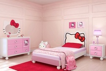 Kid's Dream Rooms / by Erika Samford-Woolard