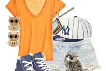Percy Jackson Outfits / Percy Jackson/ Heroes of Olympus inspired outfits