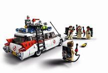 Legos: Kits We Have Built