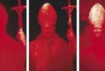 Andres Serrano / rivisitazione dell'iconografia religiosa