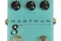 Hartman Pedals