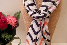 Disaster Designs / Fun and funky scarves and accessories by Disaster Designs