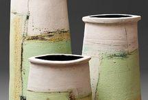 vázy barevné