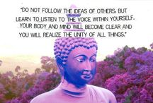 Buddhism  / ways to live by.  / by Bianca Lacireno