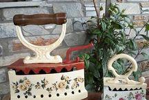 antika ütüler Bahider