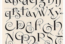 type_inspiration / by Emily Taylor