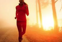 Running Tips / Become a fast and fit runner with this all-star advice to help you rack up the miles. / by Luvo