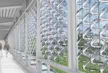 Solar facade