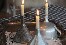 candles idea