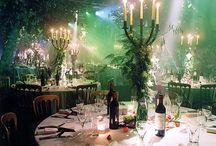 Forest wedding ideàs