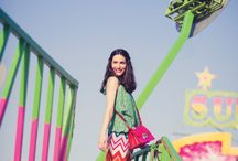 Cool, Colourful & Chic / Fun, colorful fashion to enjoy your life!