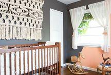 Baby Nursery | Nursery Inspiration