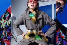 Campaign FW17/18 PtASZEK / PtASZEK Fw17/18 campaign  / photos by Wyzynski Krzysztof / model Olena uncovermodels / hair and makeup Karina Wacławik / designer PtASZEK