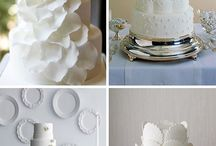 Wedding - Cakes & Sweets / by Addy Harrington