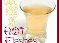 hot flushes