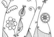 Drawings, designs, etc